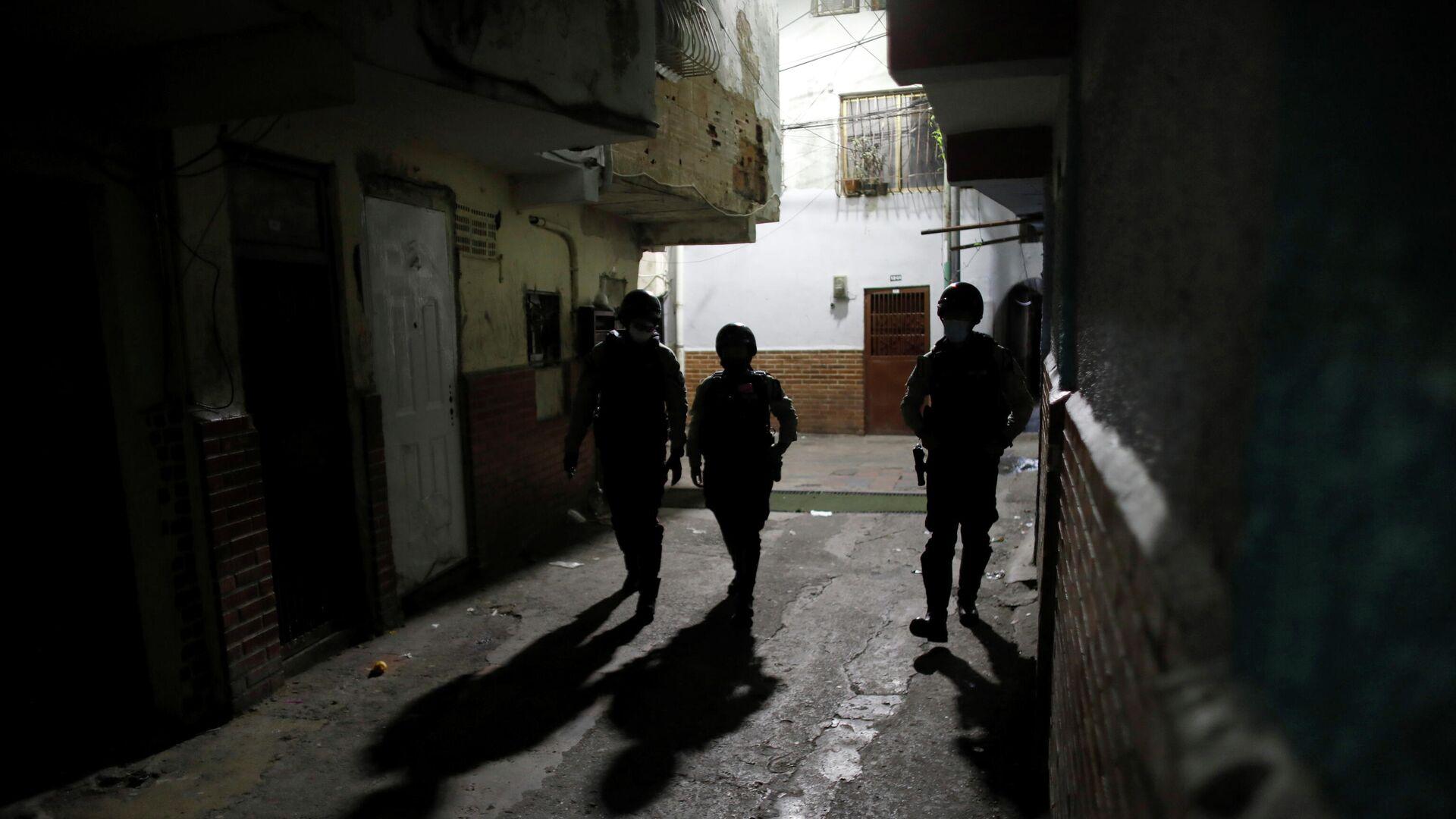 Policía de Venezuela - Sputnik Mundo, 1920, 12.06.2021