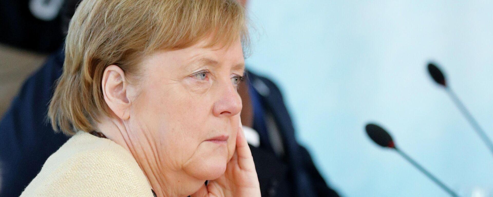 Angela Merkel, la canciller alemana - Sputnik Mundo, 1920, 18.06.2021