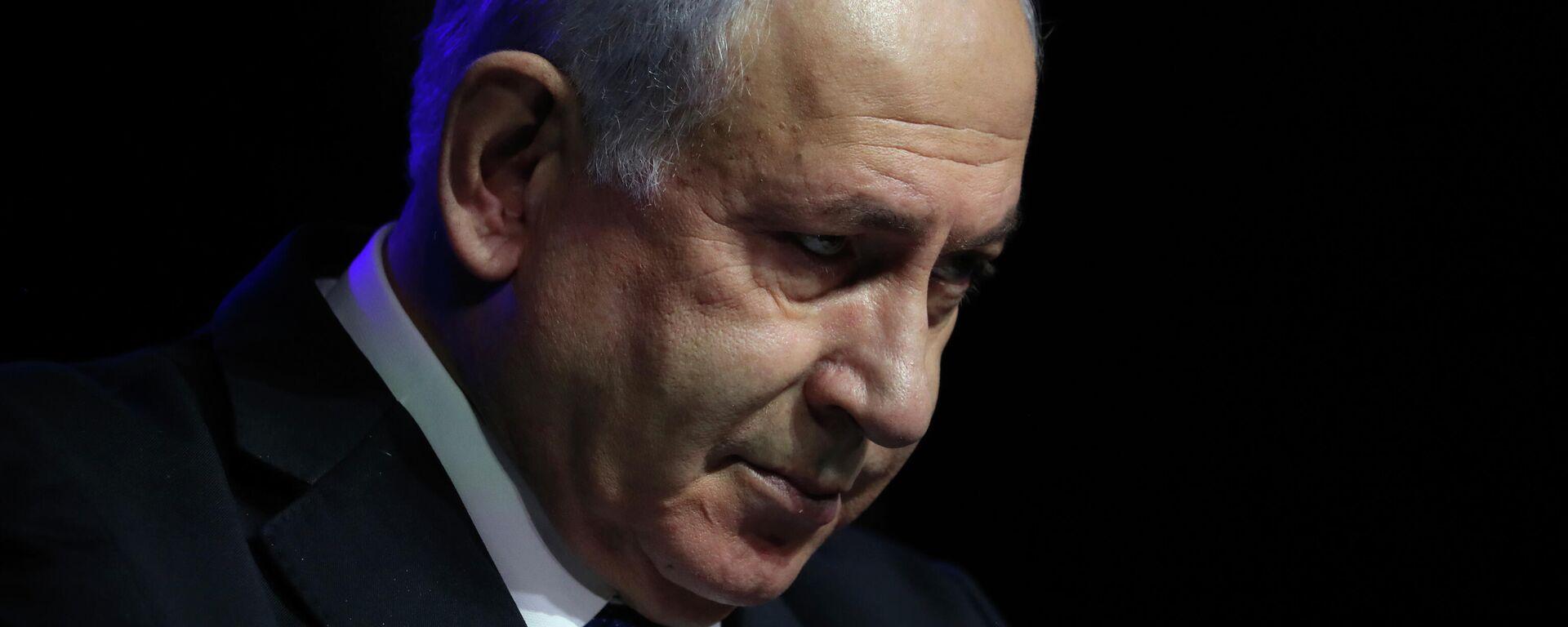 Benjamin Netanyahu  - Sputnik Mundo, 1920, 14.06.2021