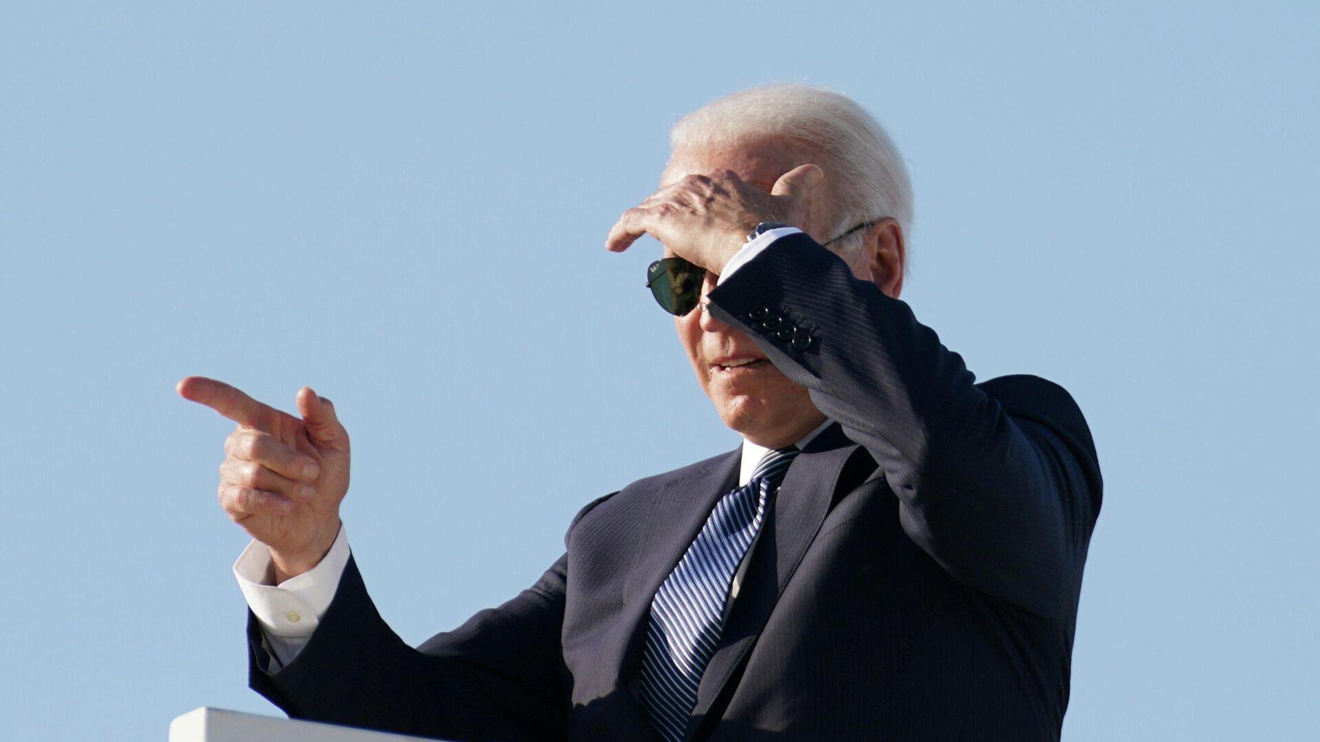 Joe Biden, presidente de EEUU - Sputnik Mundo, 1920, 14.06.2021