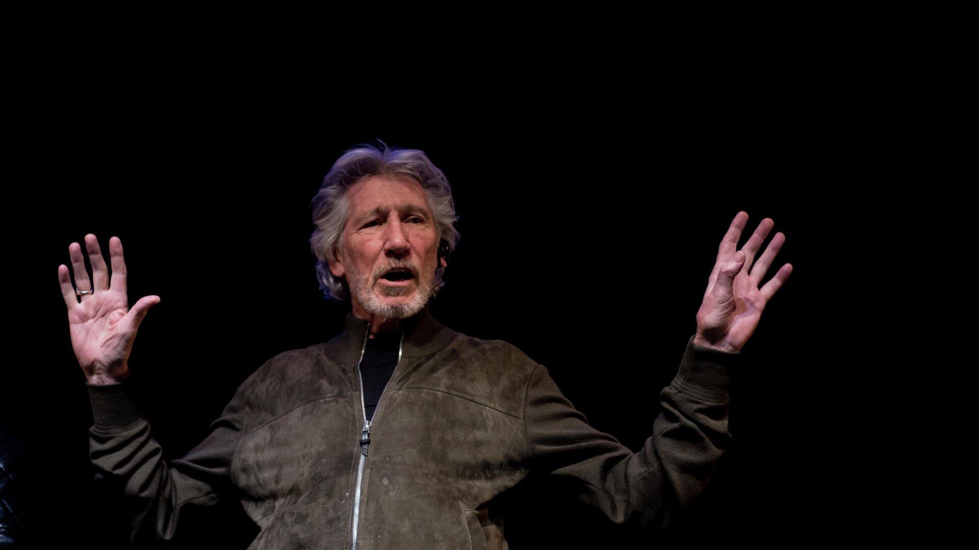 Roger Waters, músico de rock británico y cofundador de Pink Floyd  - Sputnik Mundo, 1920, 14.06.2021
