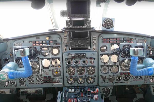 Cabina del Yak-40 de Yakovlev - Sputnik Mundo