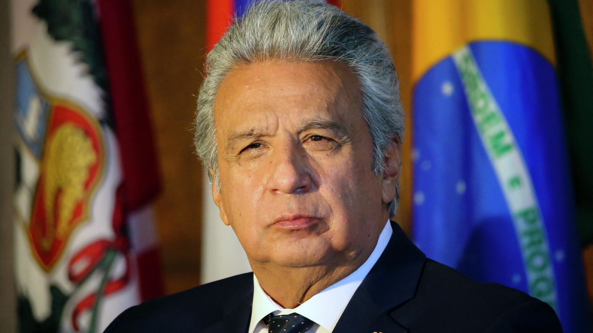 Lenín Moreno, expresidente de Ecuador - Sputnik Mundo, 1920, 30.06.2021
