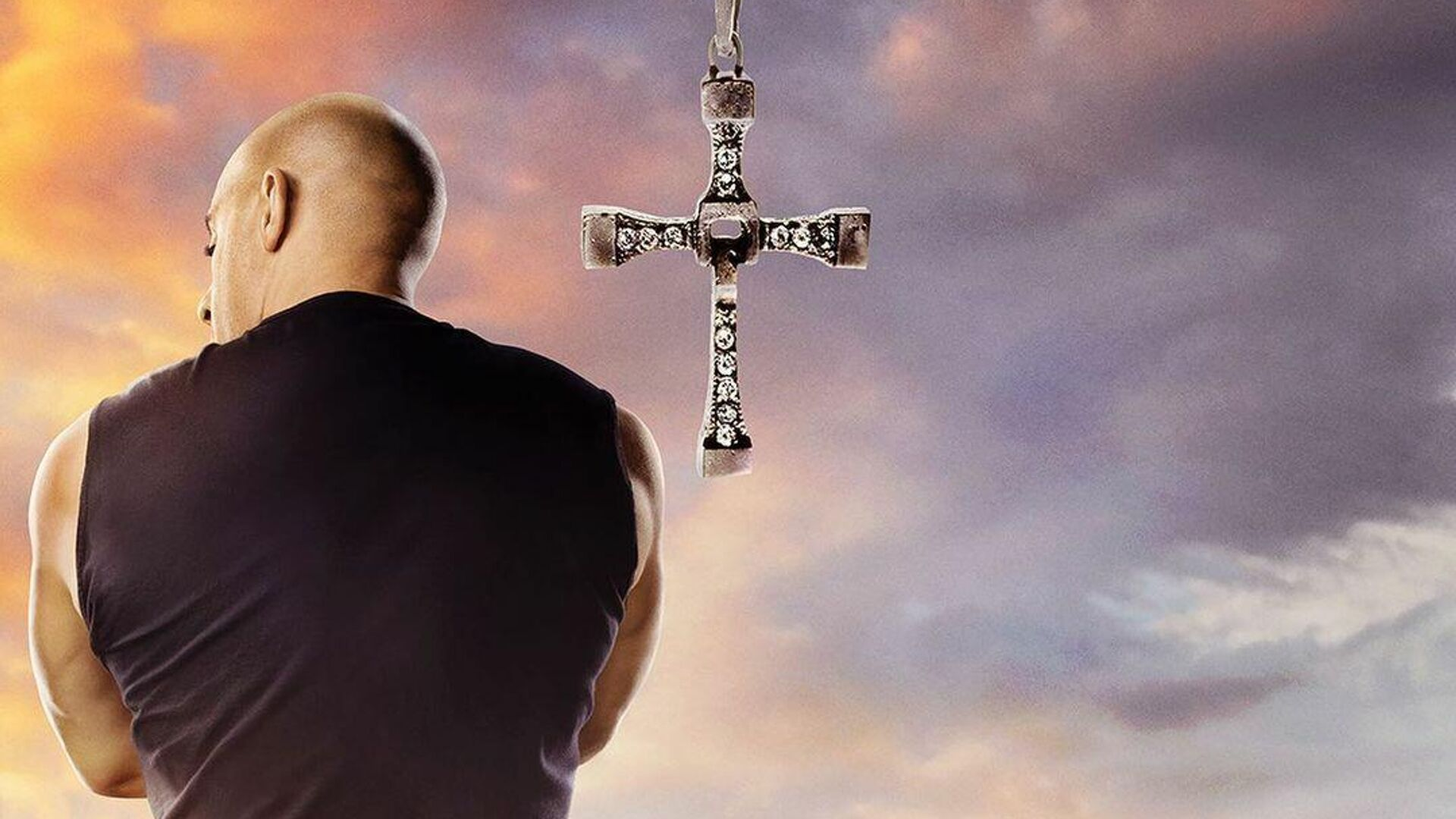 Vin Diesel interpretando a Dominic 'Dom' Toretto en las películas de la saga 'Rápidos y Furiosos' - Sputnik Mundo, 1920, 15.06.2021