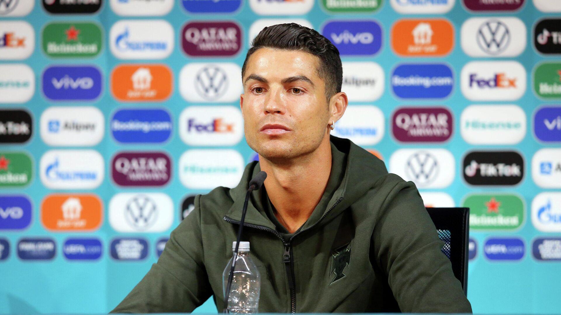 Cristiano Ronaldo, futbolista portugués - Sputnik Mundo, 1920, 15.06.2021
