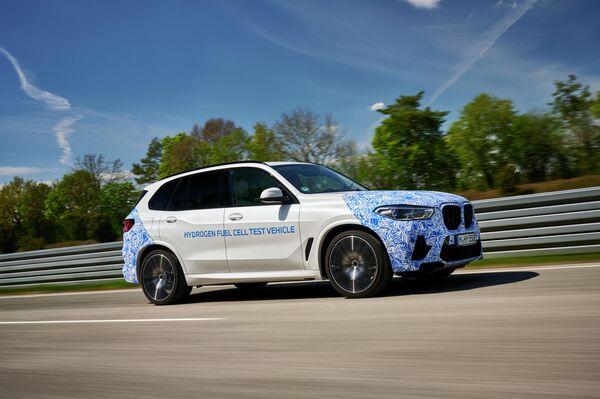 Un BMW X5 i Hydrogen NEXT - Sputnik Mundo