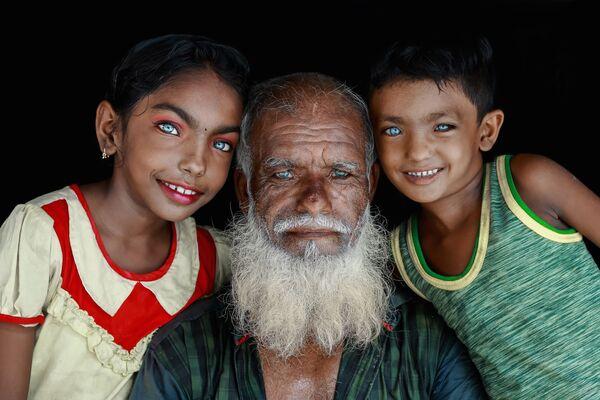 'La  belleza de los ojos', Muhammad Amdad Hossain, Bangladés. - Sputnik Mundo