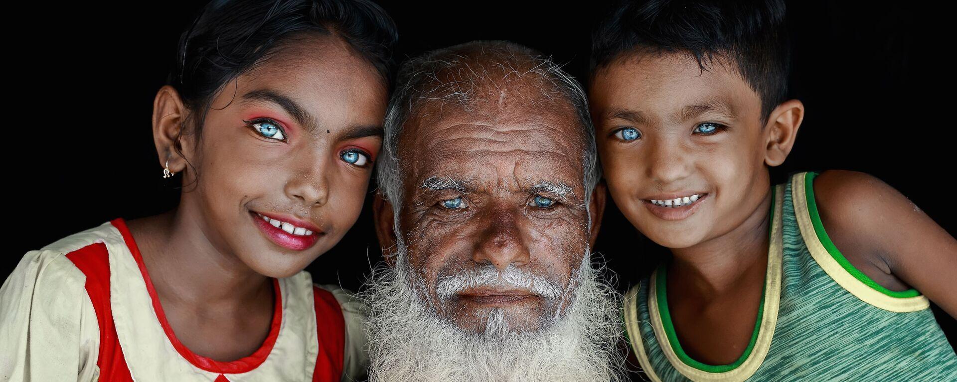 Работа бангладешского фотографа Muhammad Amdad Hossain Прекрасные глаза, вошедшая в шорт-лист конкурса имени Андрея Стенина в категории  Портрет. Герой нашего времени, одиночные фотографии - Sputnik Mundo, 1920, 17.06.2021