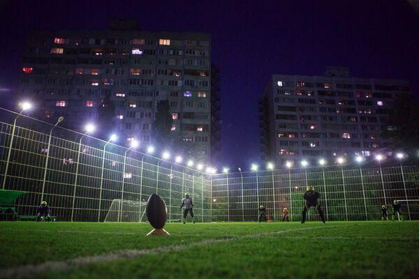 'En  el campo, todo vale', Christina Brazhníkova, Rusia. - Sputnik Mundo