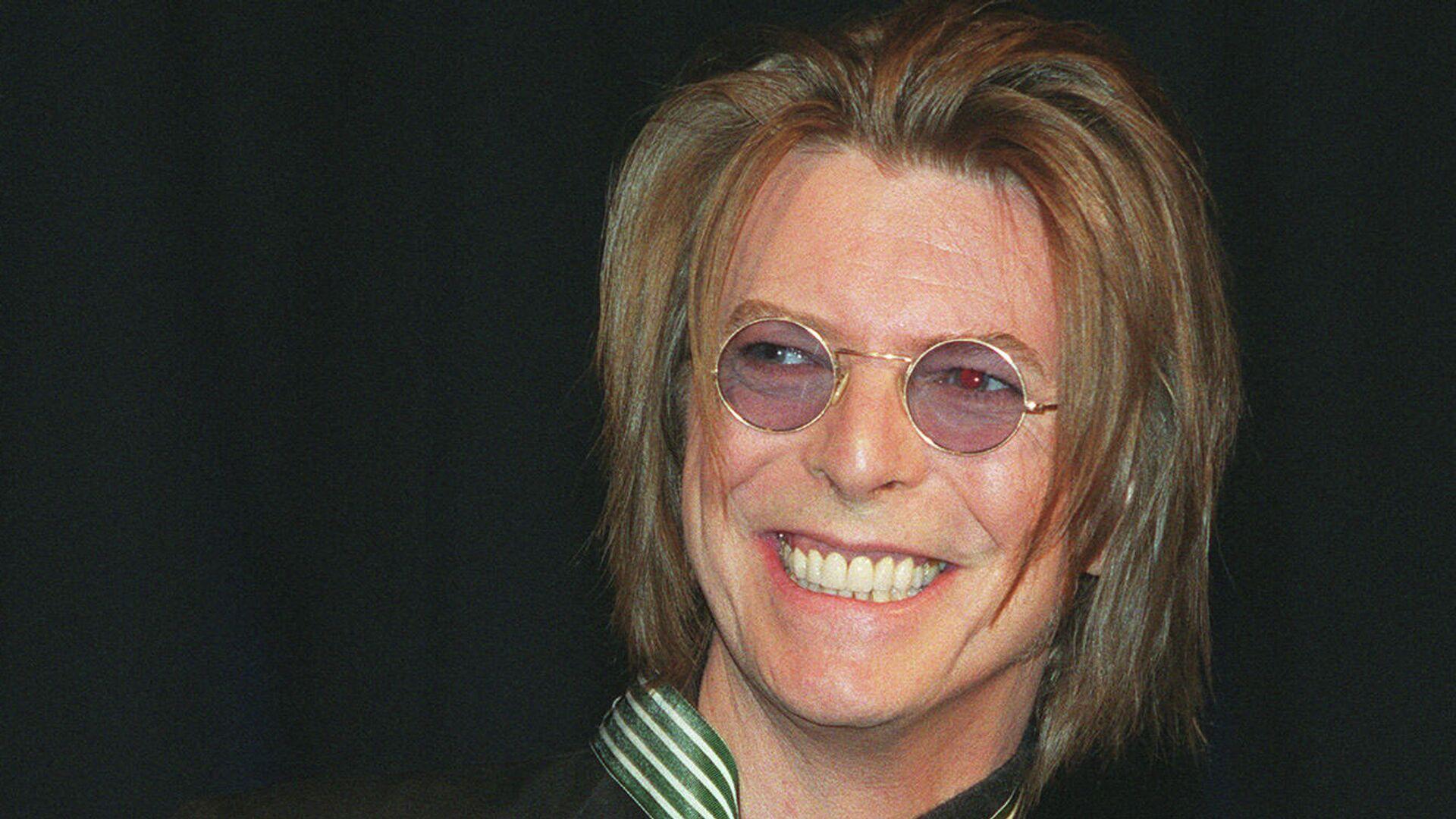 David Bowie en 1999 - Sputnik Mundo, 1920, 17.06.2021