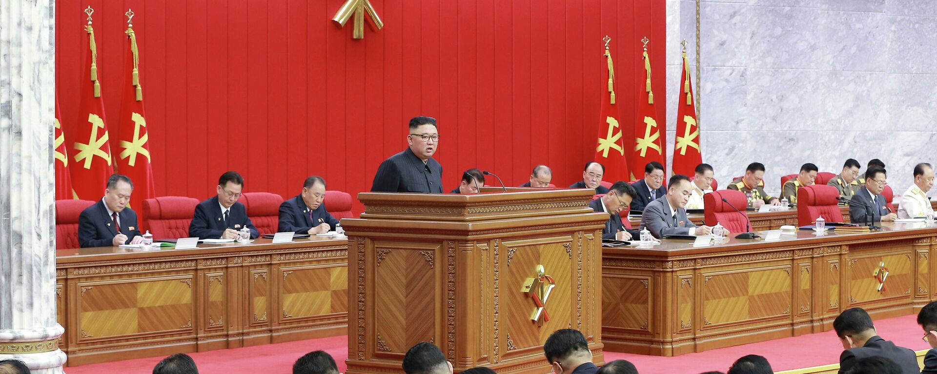 Kim Jong-un, líder supremo de Corea del Norte - Sputnik Mundo, 1920, 18.06.2021