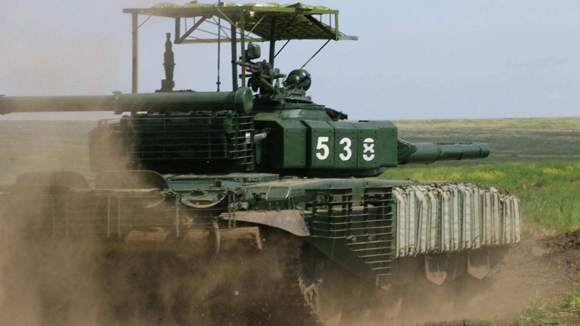 Tanque T-72B3 - Sputnik Mundo, 1920, 19.06.2021