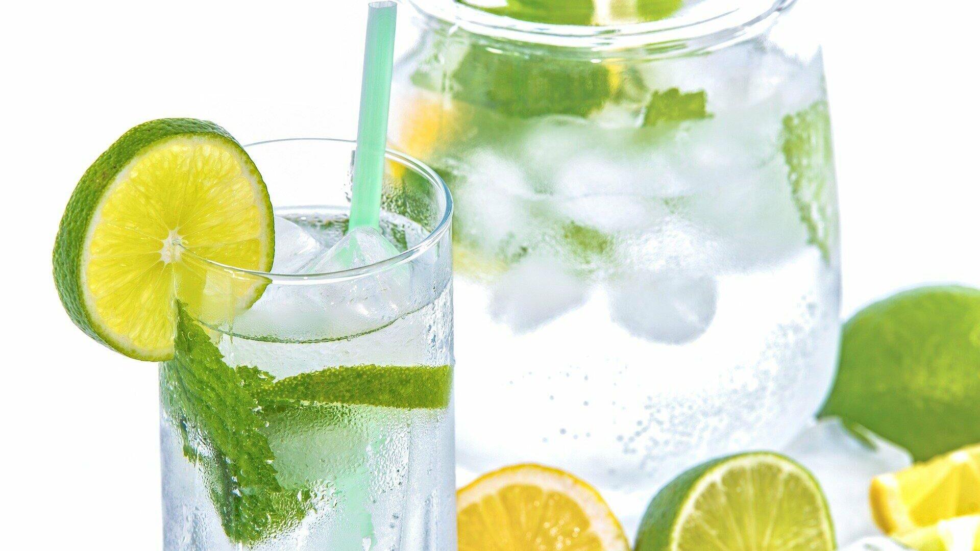 Agua con limón - Sputnik Mundo, 1920, 21.06.2021