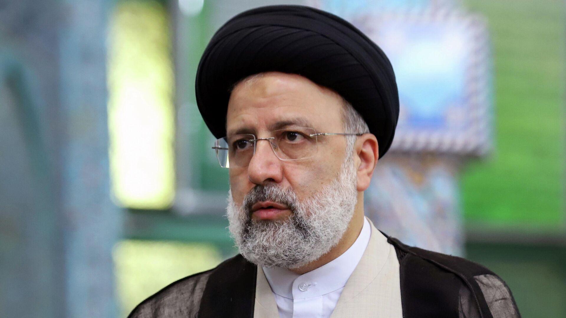 Ebrahim Raisi, presidente electo de Irán - Sputnik Mundo, 1920, 21.06.2021