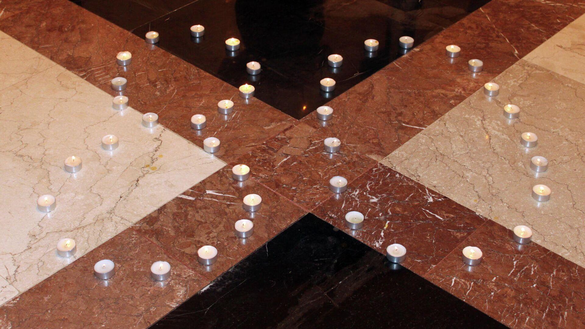 80 aniversario del inicio de la Gran Guerra Patria, Vela a la Memoria en La Habana - Sputnik Mundo, 1920, 22.06.2021