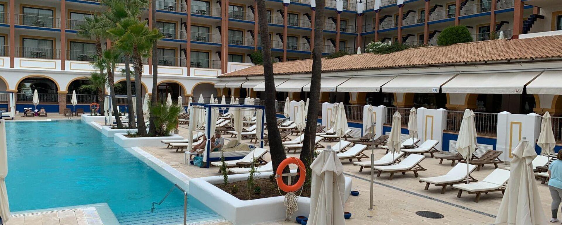 Hotel Tui Blue Isla Cristina - Sputnik Mundo, 1920, 22.06.2021