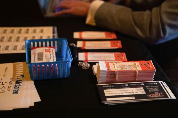 Los vacunados de la ciudad de Detroit, en EEUU, recibieron entradas gratuitas para ver partidos de béisbol. - Sputnik Mundo