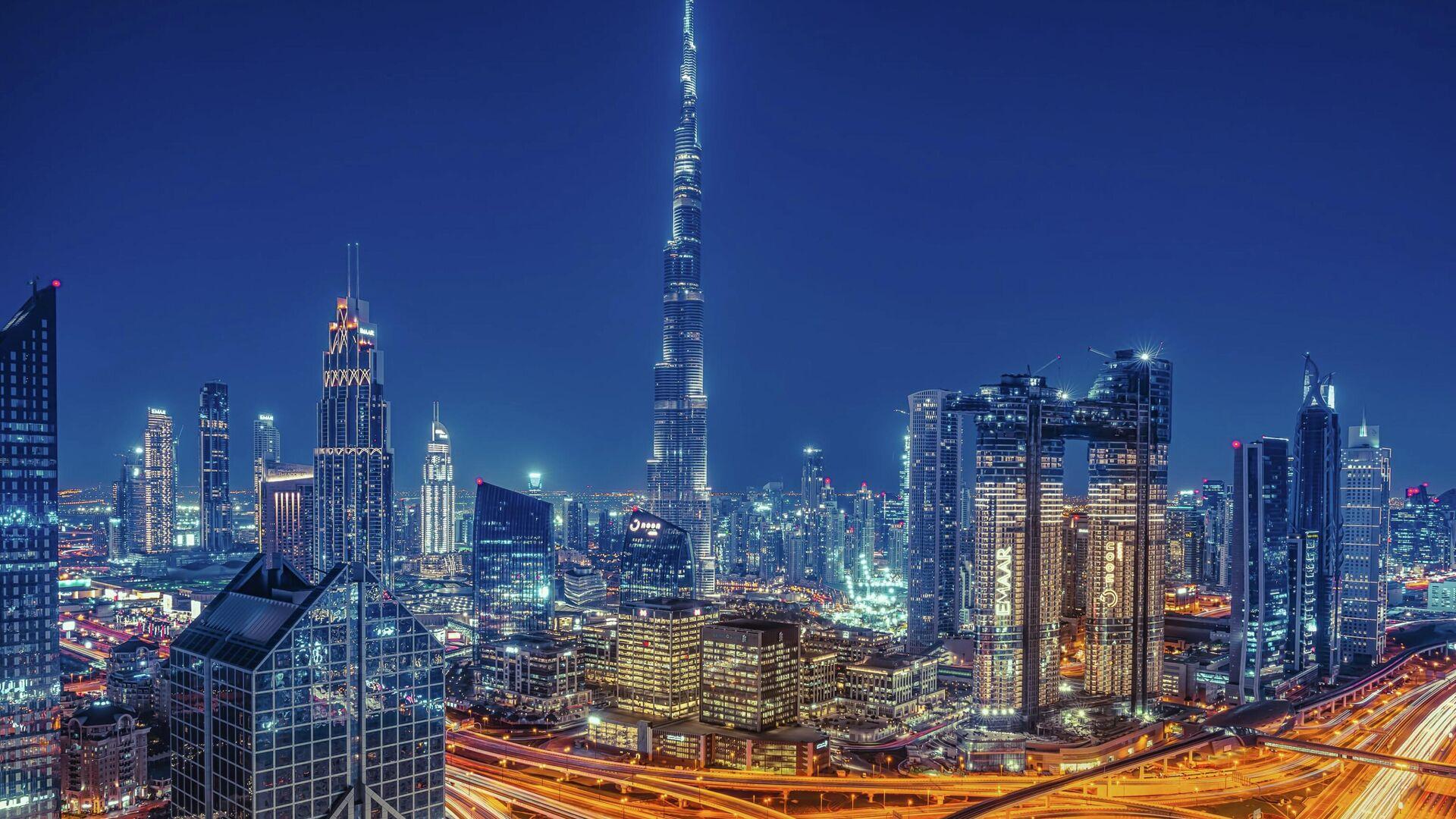Dubai, United Arab Emirates - Sputnik Mundo, 1920, 22.06.2021
