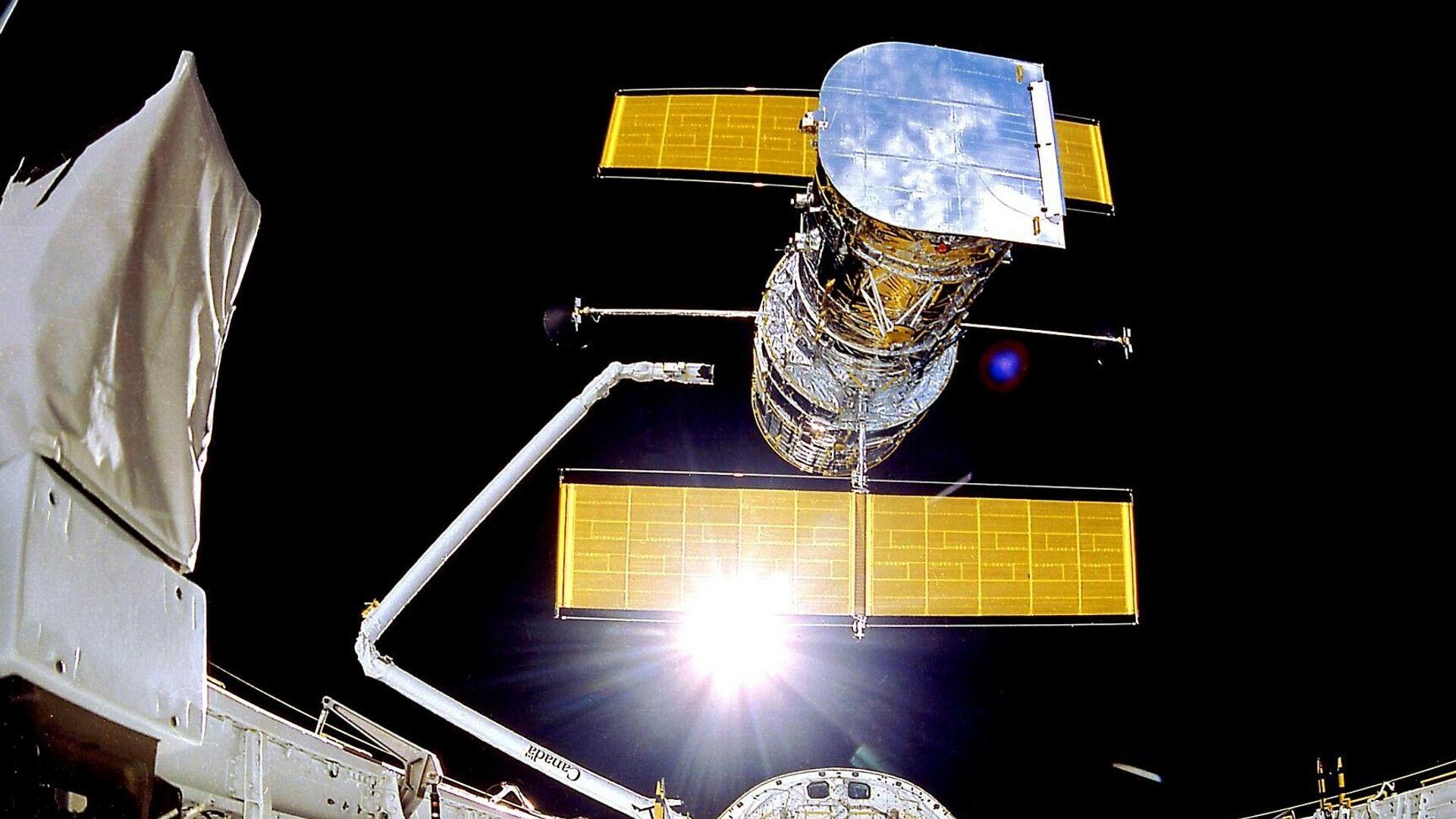 El telescopio espacial Hubble - Sputnik Mundo, 1920, 22.06.2021