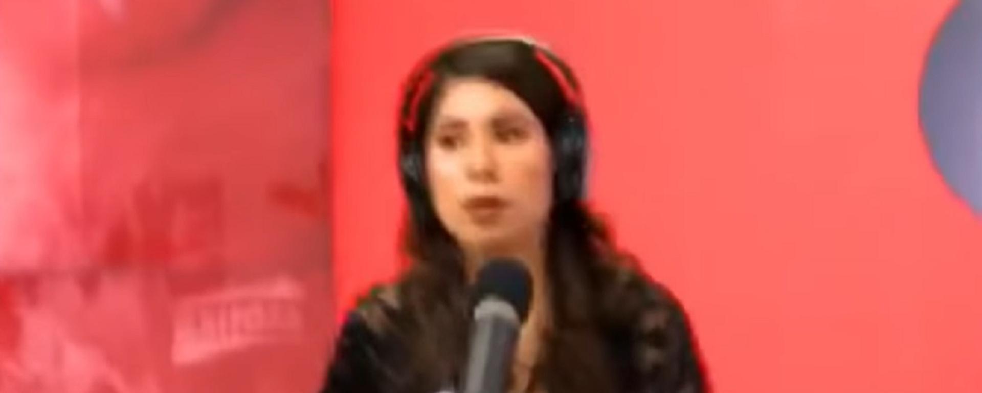 La presentadora Elvira Aybar - Sputnik Mundo, 1920, 23.06.2021