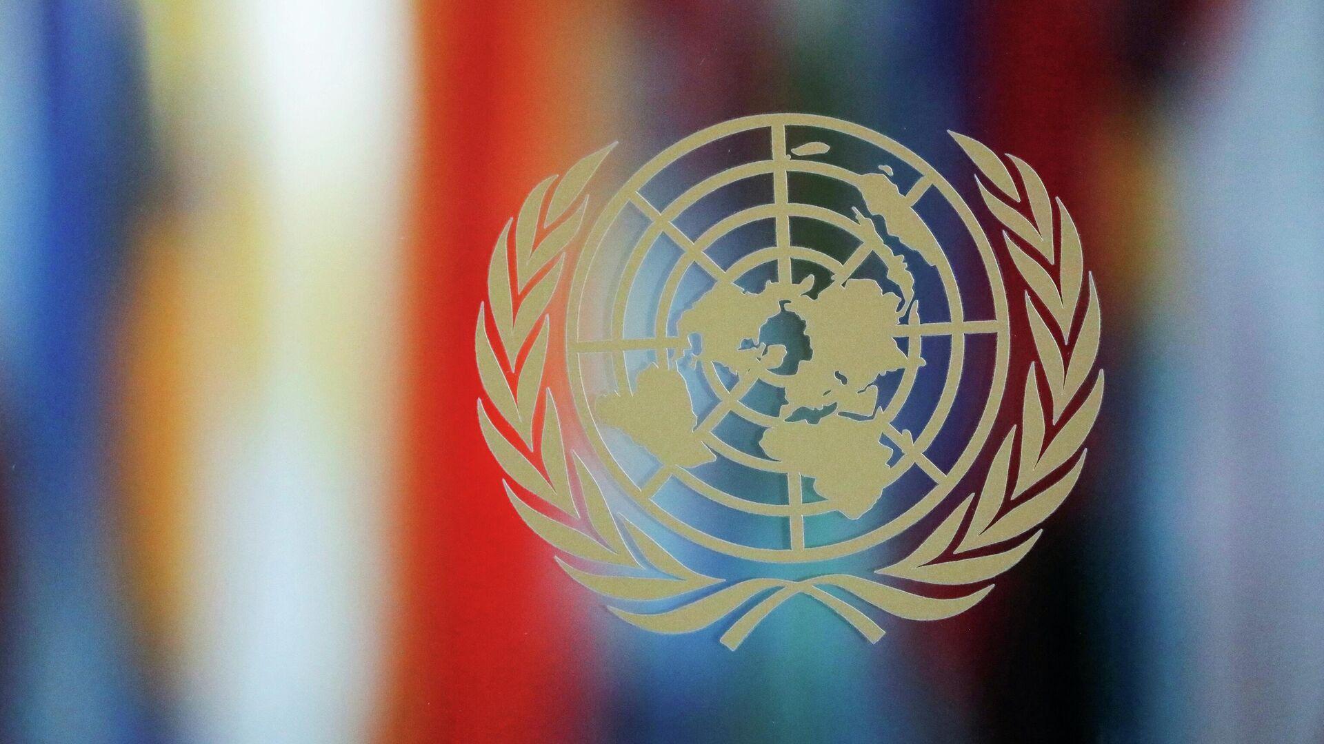 Logo de la ONU - Sputnik Mundo, 1920, 05.07.2021