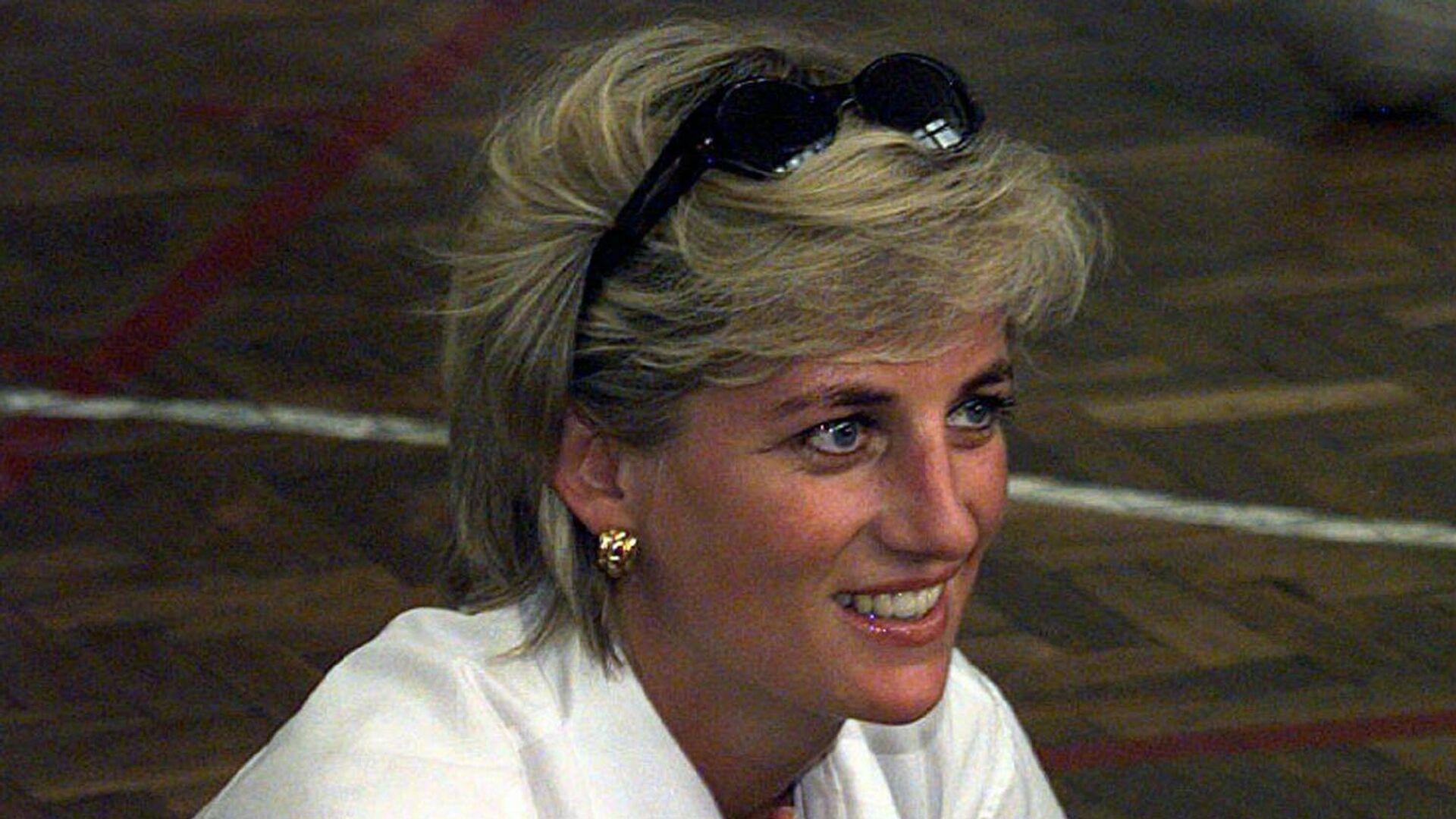 La princesa Diana en agosto de 1997 - Sputnik Mundo, 1920, 23.06.2021