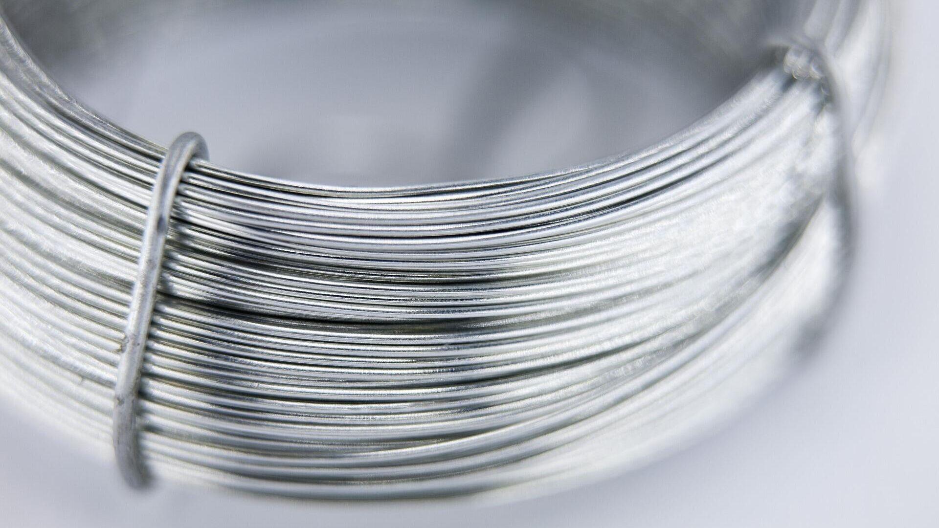 Cable de aluminio (referencial) - Sputnik Mundo, 1920, 24.06.2021