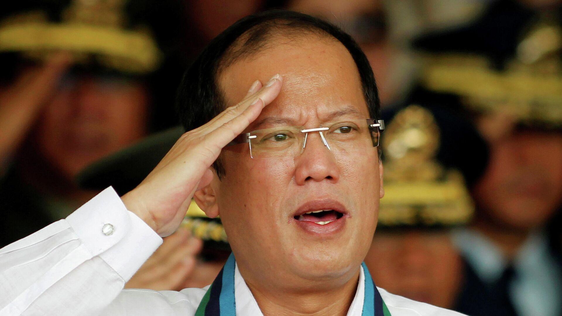 El expresidente filipino Benigno Aquino III  - Sputnik Mundo, 1920, 24.06.2021