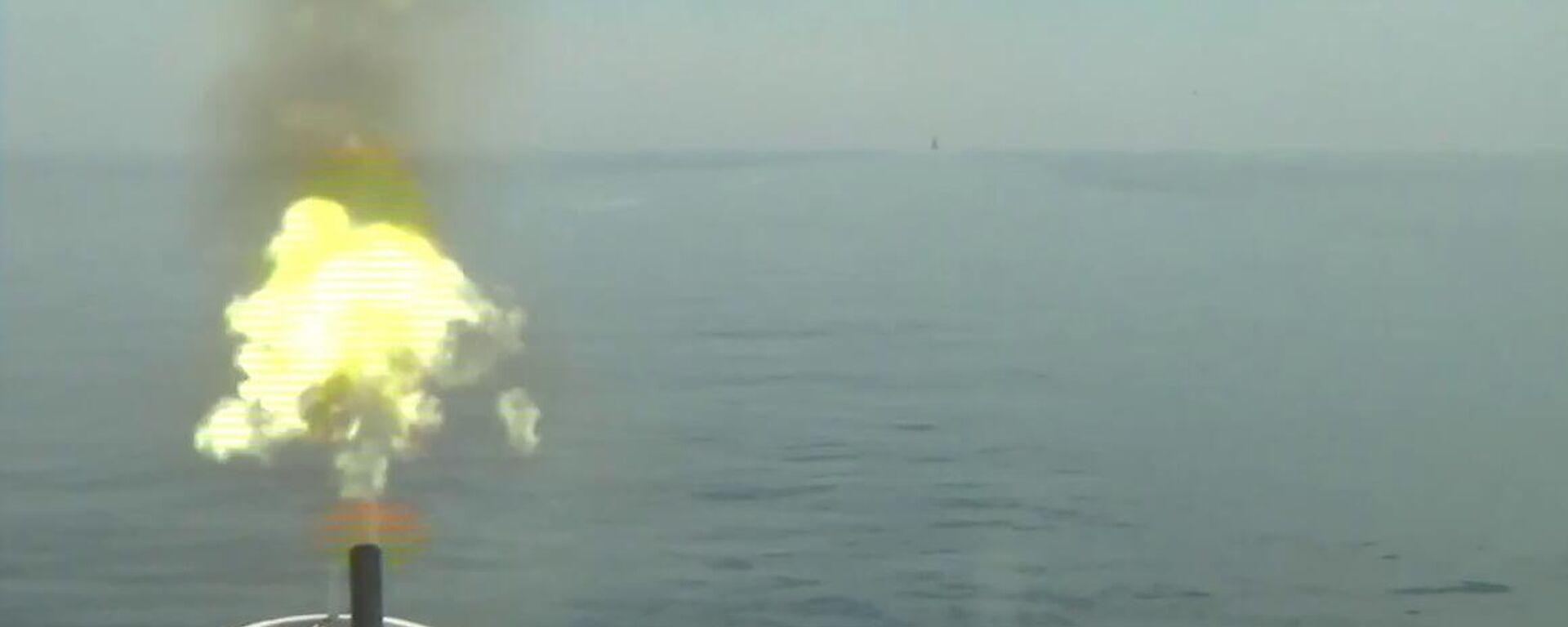 Incidente con el destructor británico Defender en las aguas territoriales rusas, el 23 de junio del 2021 - Sputnik Mundo, 1920, 24.06.2021