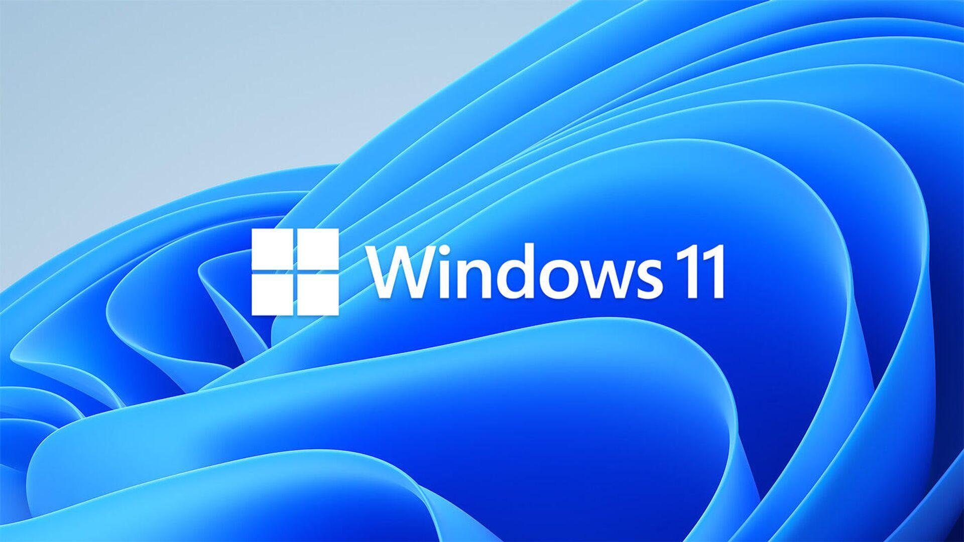 Windows 11 - Sputnik Mundo, 1920, 25.06.2021