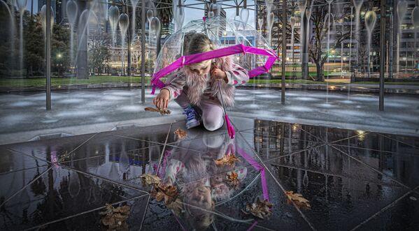 'The fountain of youth' ('La fuente de la juventud'), de Adrian Donoghue, ha sido finalista en la categoría Portrait Story de la edición de este año. - Sputnik Mundo