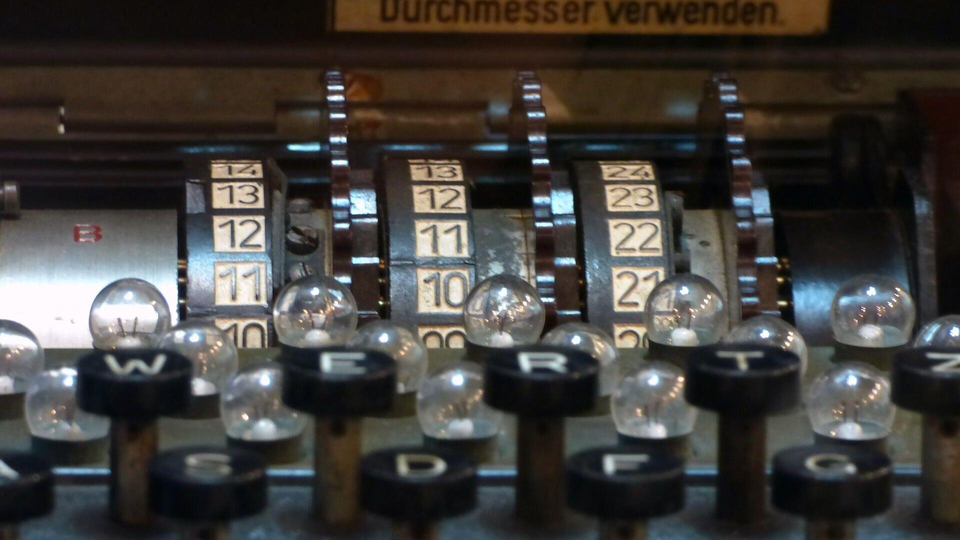 Máquina Enigma - Sputnik Mundo, 1920, 25.06.2021