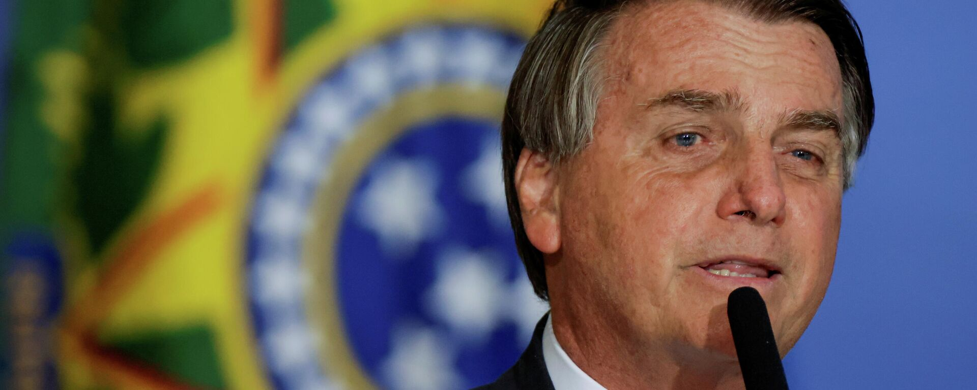 Jair Bolsonaro, presidente de Brasil - Sputnik Mundo, 1920, 12.07.2021