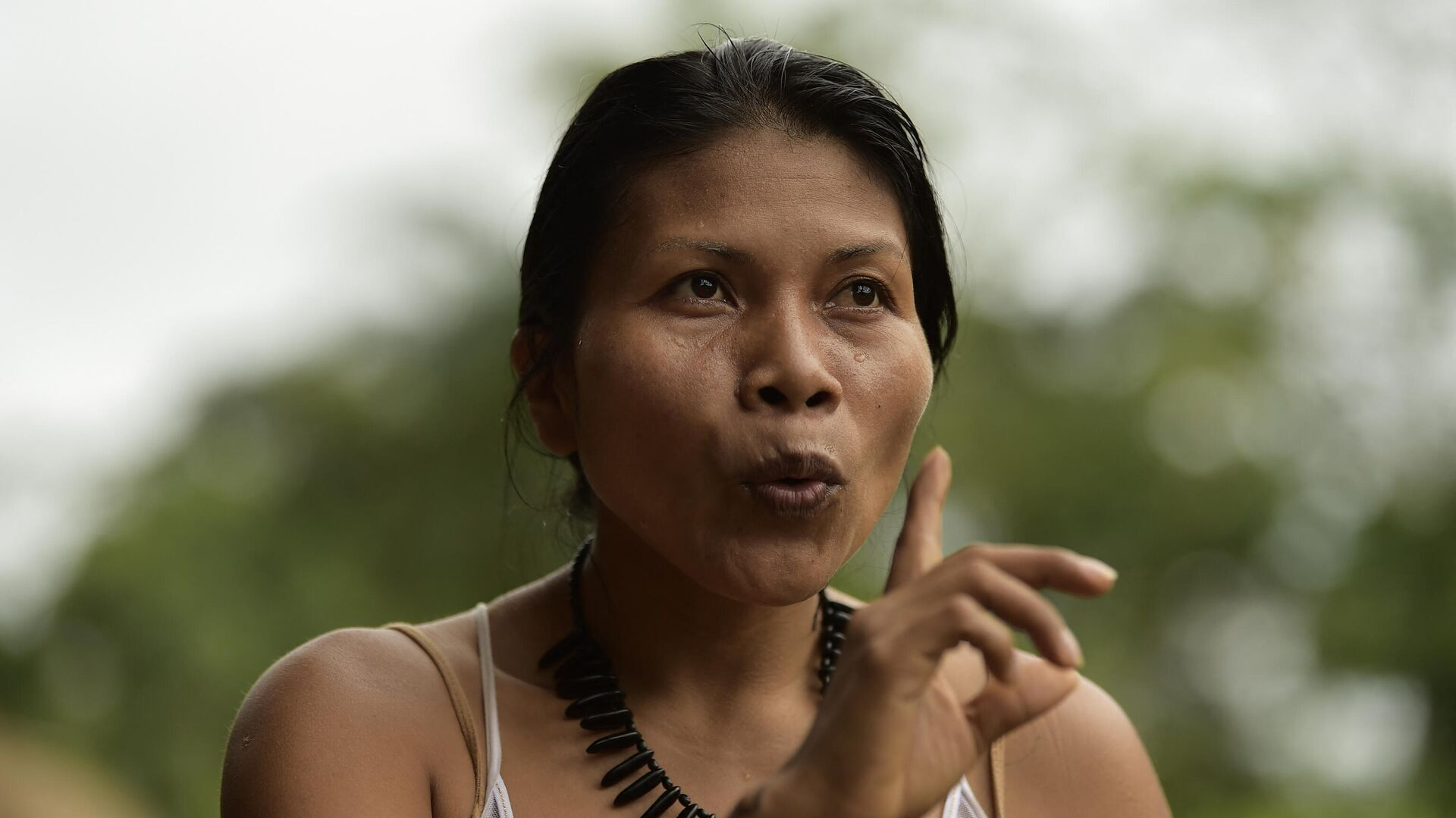 Nemonte Nenquimo, activista indígena amazónica - Sputnik Mundo, 1920, 26.06.2021