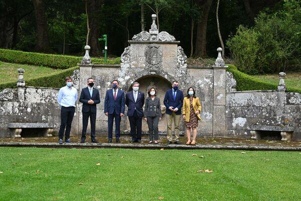 La residencia de verano de Franco abre por primera vez como propiedad pública - Sputnik Mundo