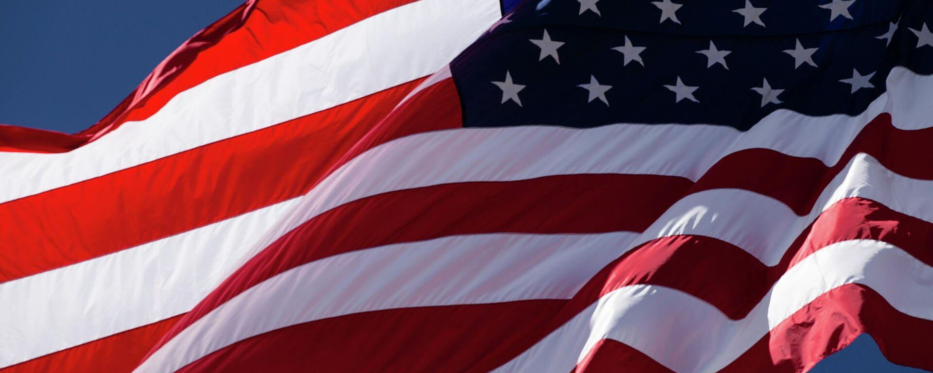 La bandera de Estados Unidos - Sputnik Mundo, 1920, 26.06.2021