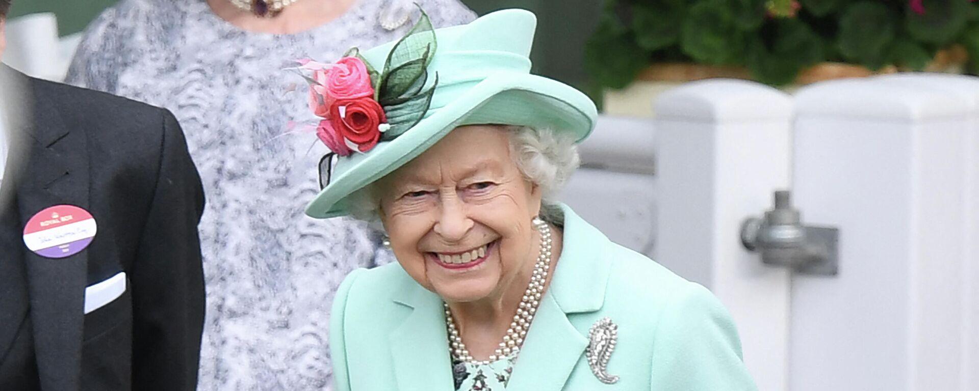La reina Isabel II - Sputnik Mundo, 1920, 27.06.2021