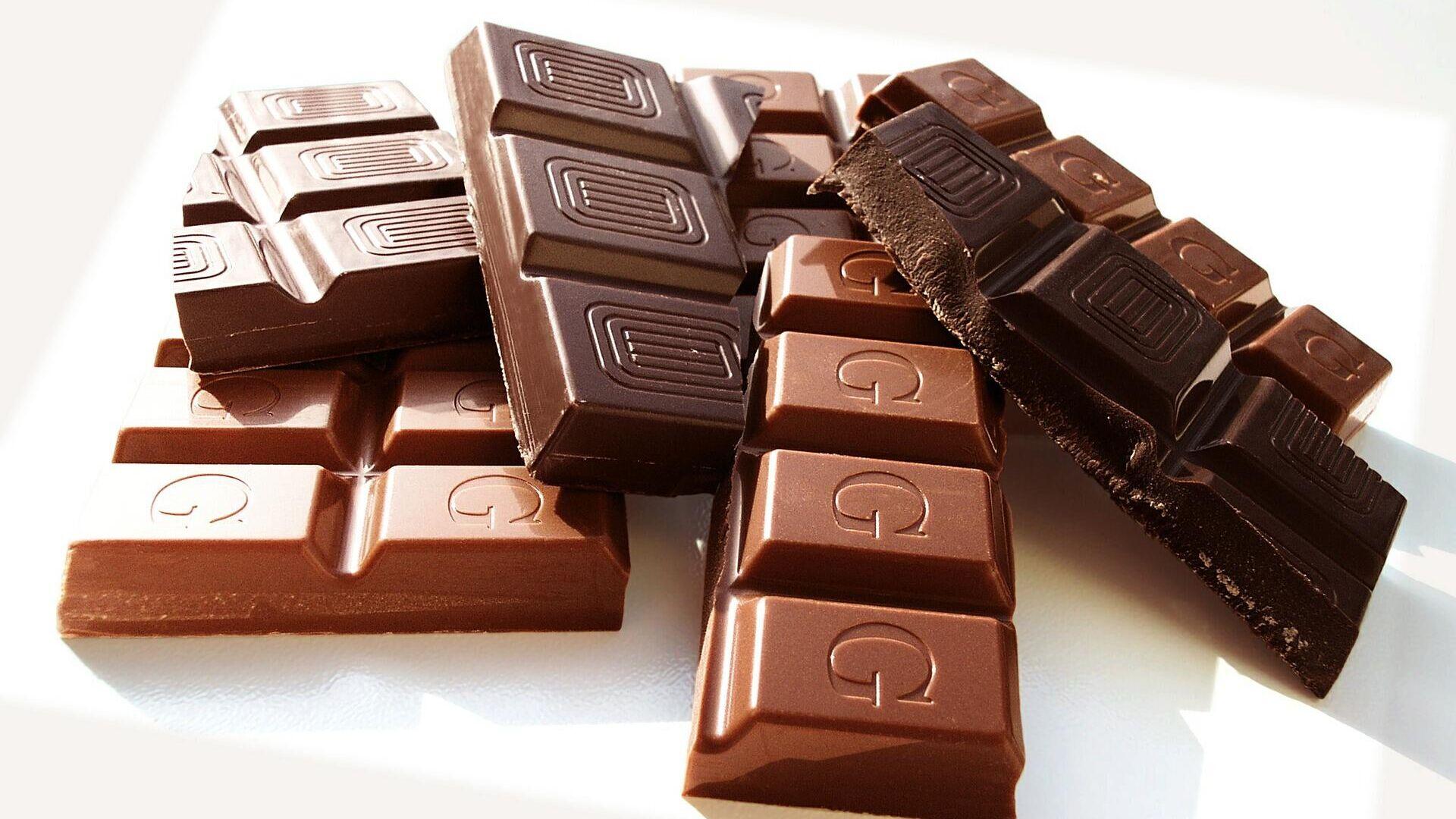 Chocolate - Sputnik Mundo, 1920, 27.06.2021