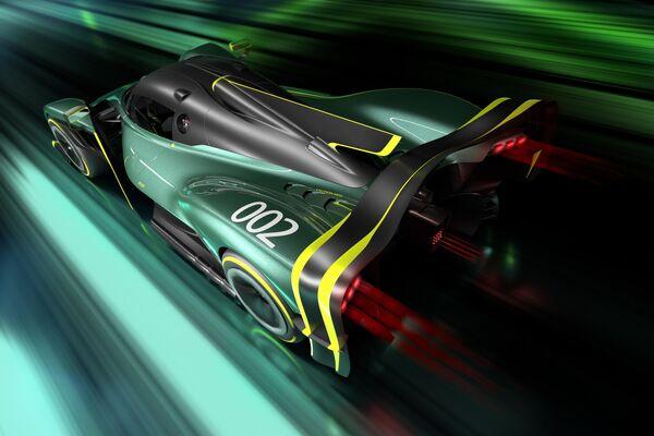 Valkyrie AMR Pro, superdeportivo de Aston Martin - Sputnik Mundo