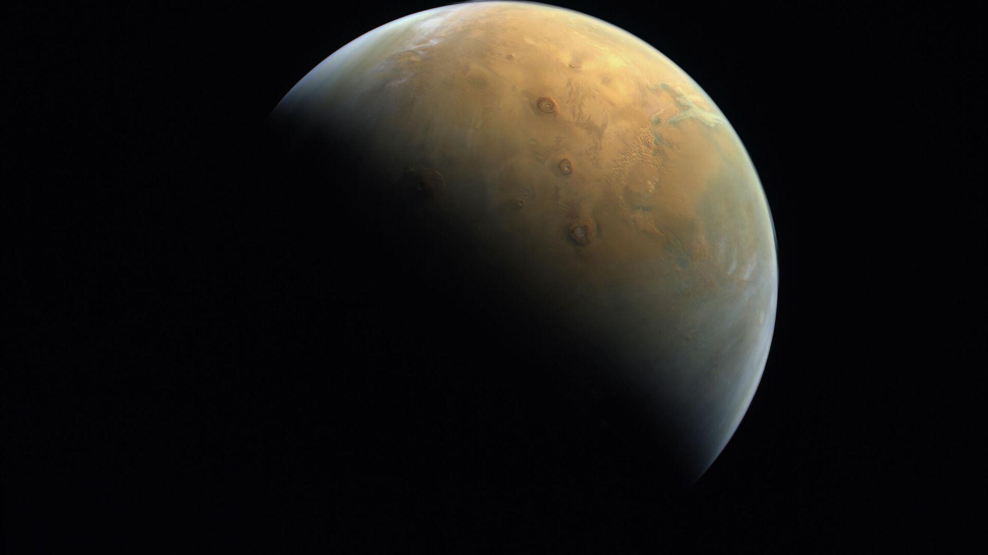 El planeta Marte - Sputnik Mundo, 1920, 28.06.2021