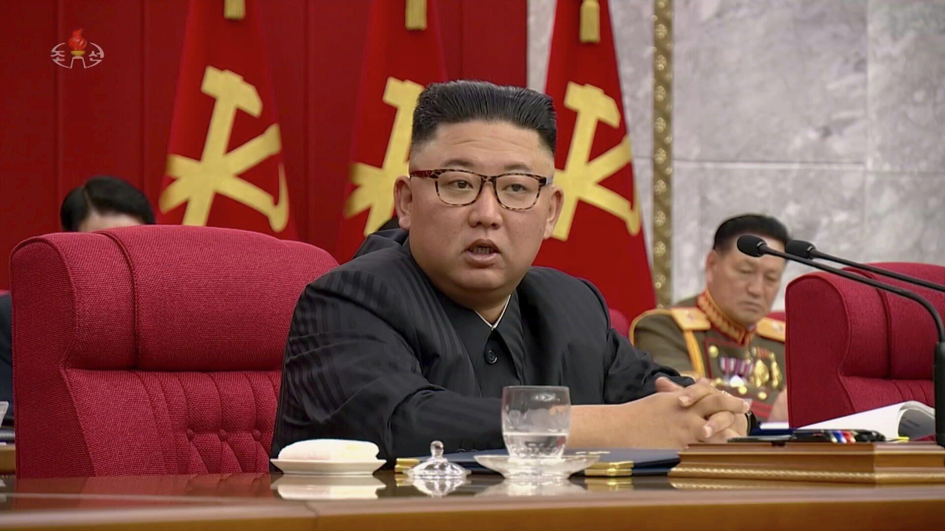 Kim Jong-un, líder de Corea del Norte - Sputnik Mundo, 1920, 29.06.2021