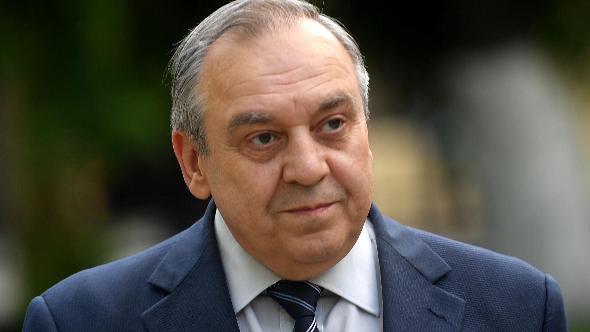 Gueorgui Murádov, vicepresidente del Consejo de Ministros de la República de Crimea - Sputnik Mundo, 1920, 29.06.2021