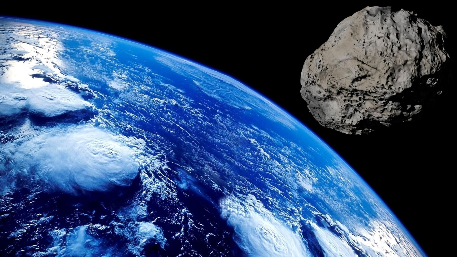 Un asteroide cerca de la Tierra - Sputnik Mundo, 1920, 29.06.2021