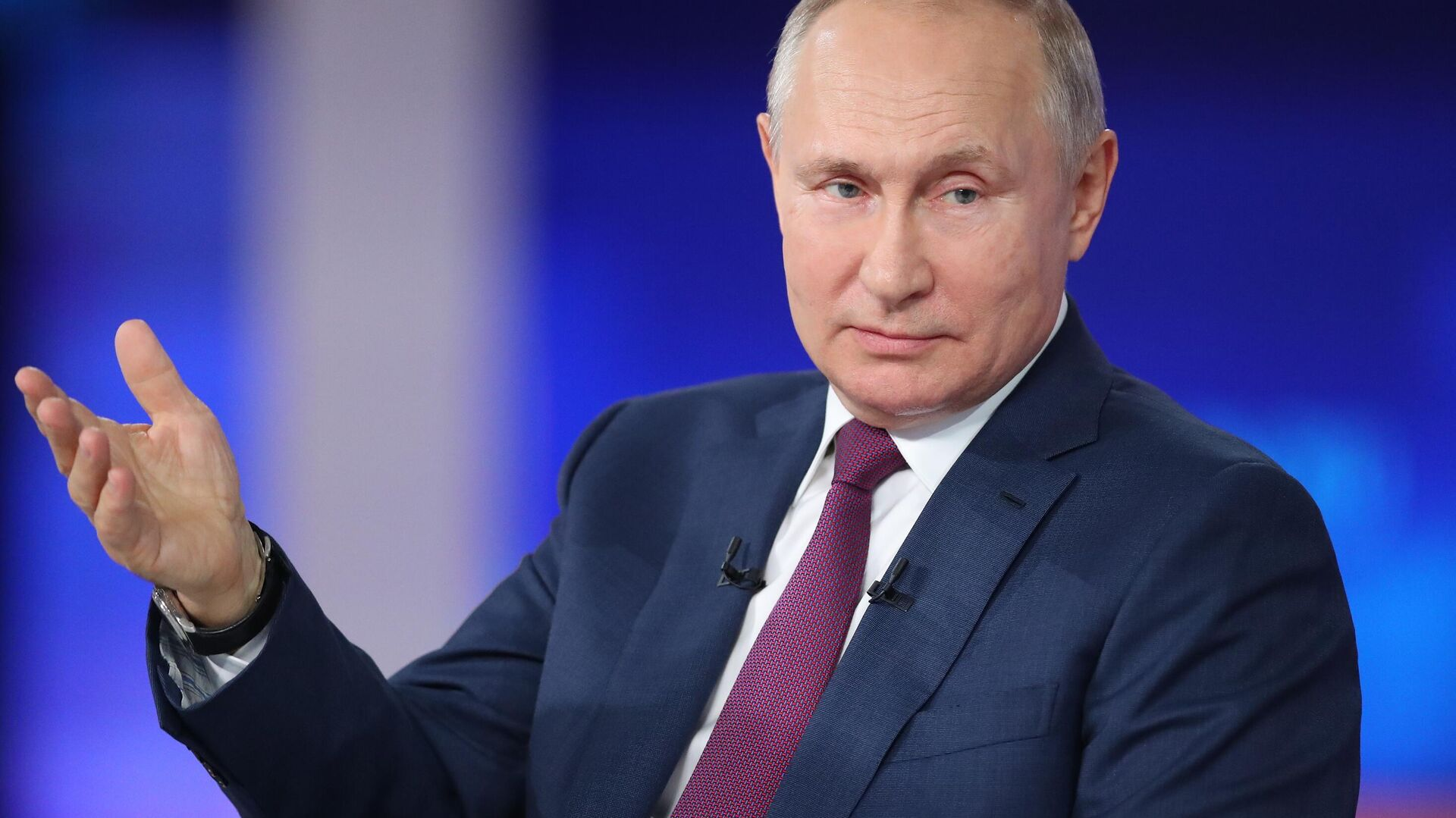 Vladímir Putin, presidente de Rusia - Sputnik Mundo, 1920, 13.07.2021