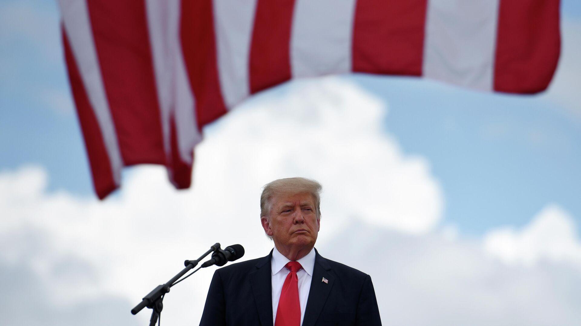 Donald Trump, expresidente de EEUU - Sputnik Mundo, 1920, 30.06.2021