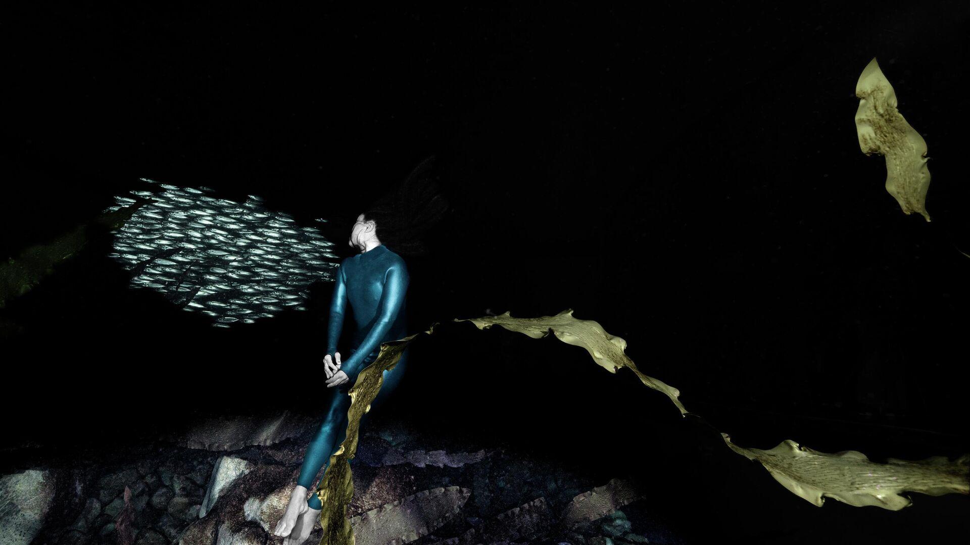 Imagen de la exposición 'Somos agua', de Isabel Muñoz - Sputnik Mundo, 1920, 04.07.2021