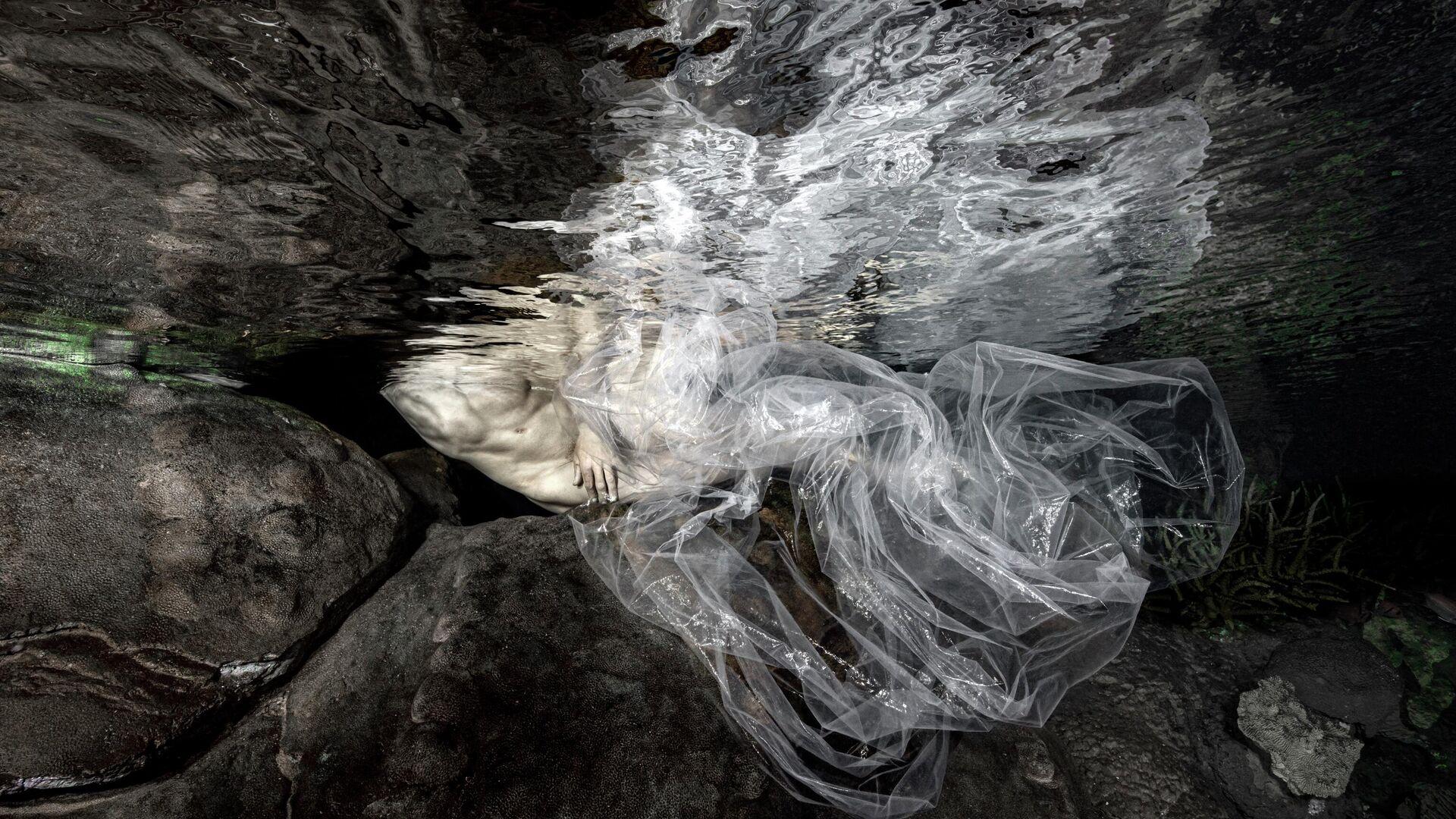 Imagen de la exposición 'Somos agua', de Isabel Muñoz - Sputnik Mundo, 1920, 02.07.2021