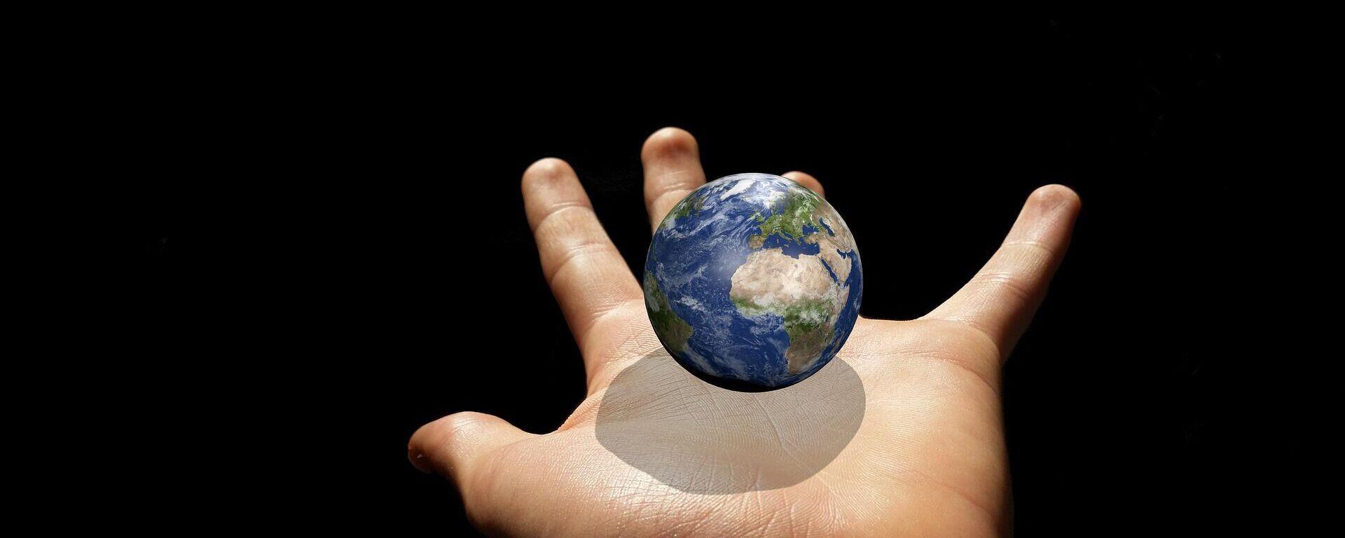 Planeta (imagen referencial) - Sputnik Mundo, 1920, 02.07.2021