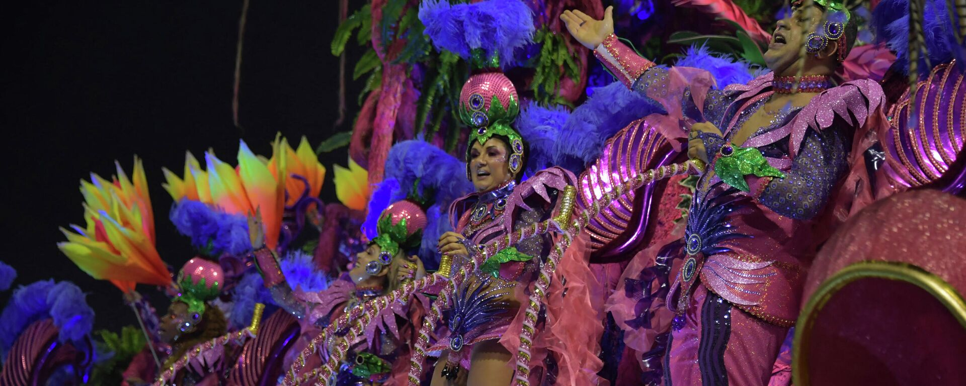 Carnaval en Sao Paulo, Brasil - Sputnik Mundo, 1920, 01.07.2021