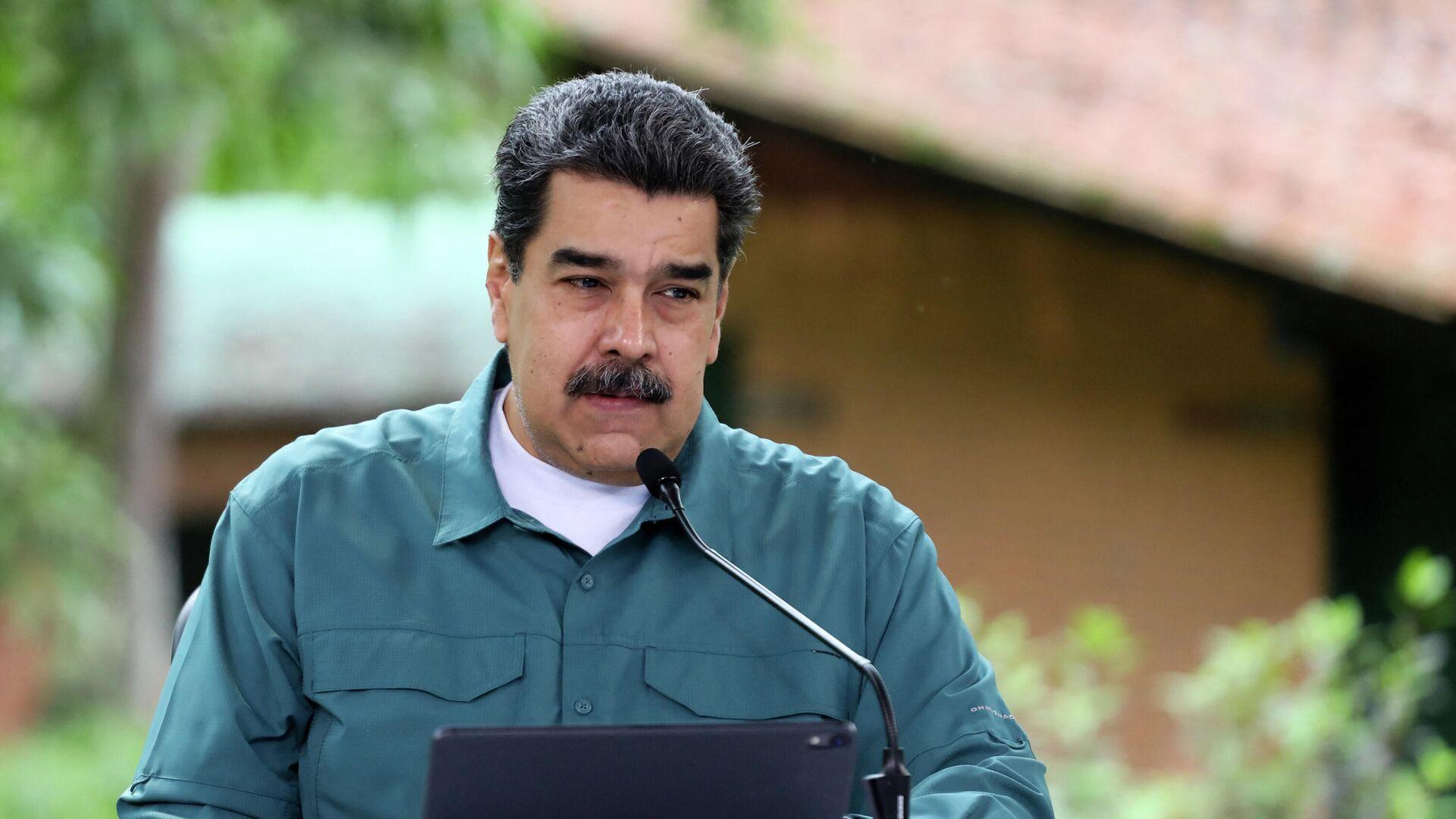 Nicolás Maduro, presidente de Venezuela - Sputnik Mundo, 1920, 01.07.2021